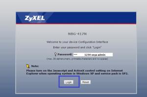 ZyXEL NBG-417N_resim_2