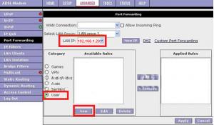 Asus AM6020VII--T4 Modem Port Açma Ayarları_resim4